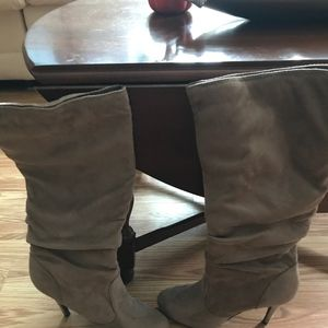 JustFab Boots Size 8.5